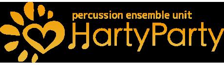 Percussion Ensemble Unit HARTY PARTY